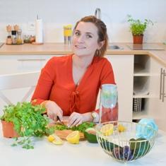 Mgr Justyna Lenda, dietetyk kliniczny